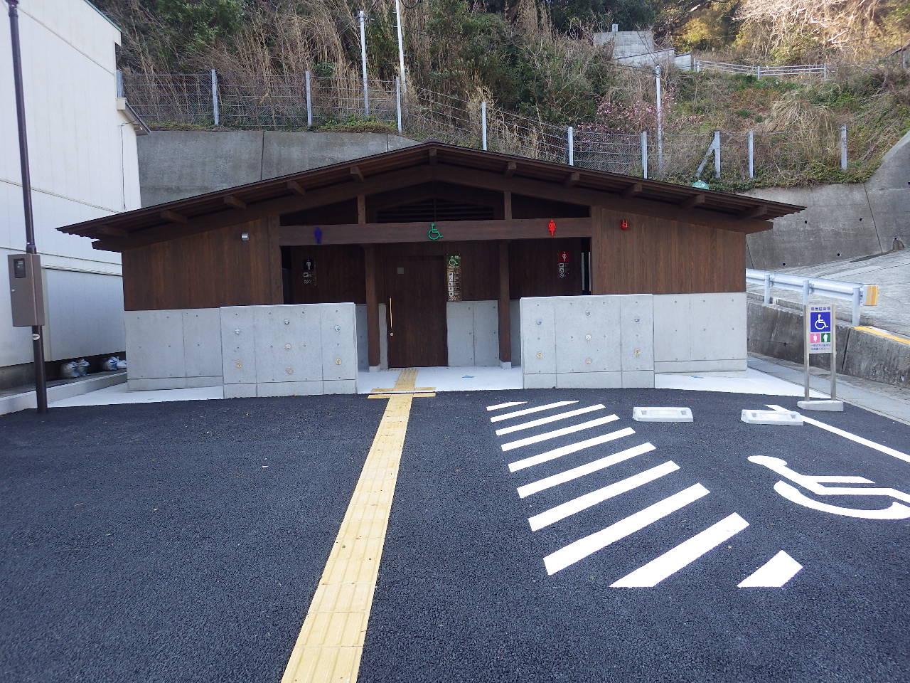 H29石廊崎地区観光トイレ建築工事