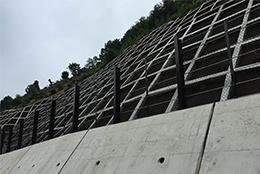 H26 前根原局地豪雨対策事業(急傾斜)工事